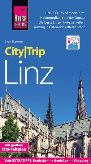 Reise Know-How CityTrip Linz von Eisermann,  Sven