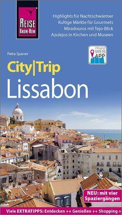 Reise Know-How CityTrip Lissabon von Sparrer,  Petra