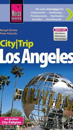 Reise Know-How CityTrip Los Angeles von Brinke,  Margit, Kränzle,  Peter