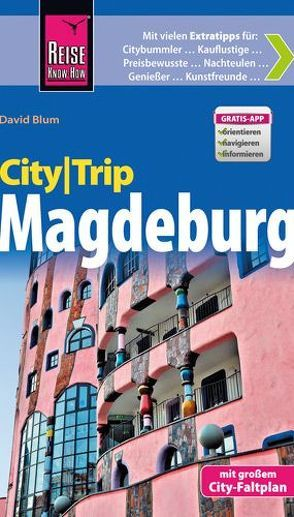 Reise Know-How CityTrip Magdeburg von Blum,  David