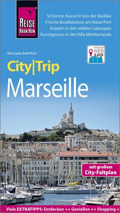 Reise Know-How CityTrip Marseille von Beimfohr,  Michaela