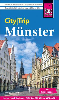 Reise Know-How CityTrip Münster mit Krimi-Special von Görlich,  Christopher