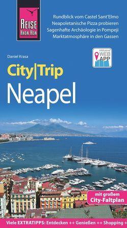Reise Know-How CityTrip Neapel von Krasa,  Daniel