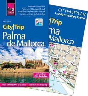 Reise Know-How CityTrip Palma de Mallorca von Sparrer,  Petra