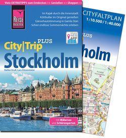 Reise Know-How Reiseführer Stockholm (CityTrip PLUS) mit Mälarsee und Schärengarten von Dörenmeier,  Lars, Krull,  Stefan