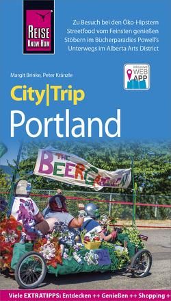 Reise Know-How CityTrip Portland von Brinke,  Margit, Kränzle,  Peter