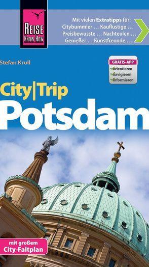 Reise Know-How CityTrip Potsdam von Krull,  Stefan