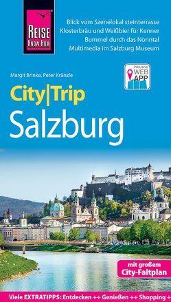 Reise Know-How CityTrip Salzburg von Brinke,  Margit, Kränzle,  Peter