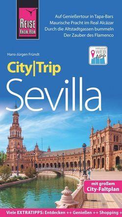 Reise Know-How CityTrip Sevilla von Fründt,  Hans-Jürgen