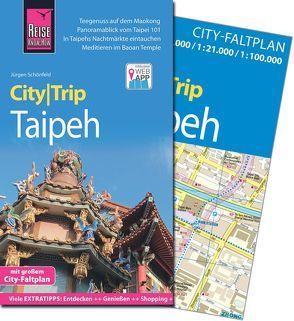 Reise Know-How CityTrip Taipeh von Schönfeld,  Jürgen