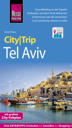 Reise Know-How CityTrip Tel Aviv von Krasa,  Daniel