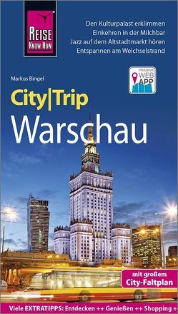 Reise Know-How CityTrip Warschau von Bingel,  Markus