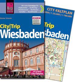 Reise Know-How CityTrip Wiesbaden von Schenk,  Günter