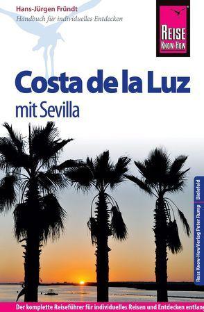 Reise Know-How Costa de la Luz – mit Sevilla von Fründt,  Hans-Jürgen