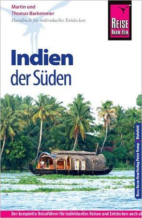 Reise Know-How Indien – der Süden von Barkemeier,  Martin, Barkemeier,  Thomas