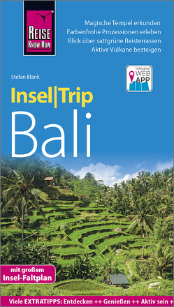 Reise Know-How InselTrip Bali von Blank,  Stefan