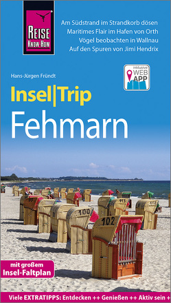 Reise Know-How InselTrip Fehmarn von Fründt,  Hans-Jürgen