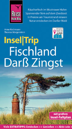 Reise Know-How InselTrip Fischland, Darß, Zingst von Kirchmann,  Anne, Morgenstern,  Thomas