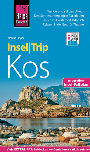 Reise Know-How InselTrip Kos von Bingel,  Markus