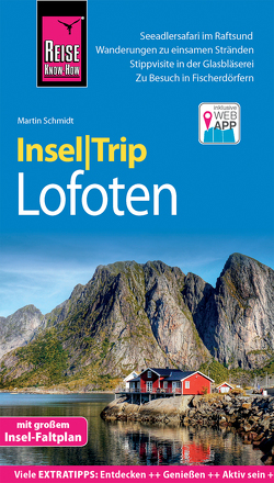 Reise Know-How InselTrip Lofoten von Schmidt,  Martin