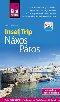 Reise Know-How InselTrip Náxos und Páros von Mwamba,  Sandra