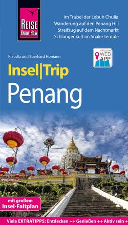 Reise Know-How InselTrip Penang von Homann,  Eberhard, Homann,  Klaudia