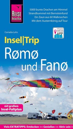 Reise Know-How InselTrip Rømø und Fanø von Lohs,  Cornelia