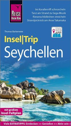 Reise Know-How InselTrip Seychellen von Barkemeier,  Thomas