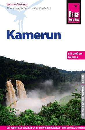 Reise Know-How Kamerun von Gartung,  Werner