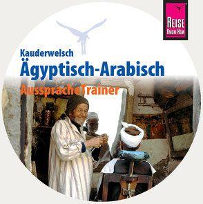 AusspracheTrainer Ägyptisch-Arabisch (Audio-CD) von Semsek,  Hans Günter