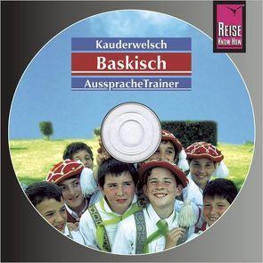 Reise Know-How Kauderwelsch AusspracheTrainer Baskisch (Audio-CD) von Beaumont,  Jean-Charles, Lazkano,  Ramon