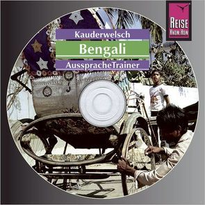 Reise Know-How Kauderwelsch AusspracheTrainer Bengali (Audio-CD) von Krack,  Rainer