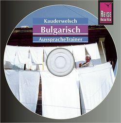 Reise Know-How Kauderwelsch AusspracheTrainer Bulgarisch (Audio-CD) von Engelbrecht,  Elena