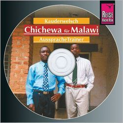 Reise Know-How Kauderwelsch AusspracheTrainer Chichewa für Malawi (Audio-CD) von Jordan,  Susanne