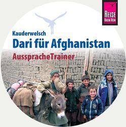 Reise Know-How AusspracheTrainer Dari für Afghanistan (Kauderwelsch, Audio-CD) von Broschk,  Florian