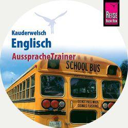 AusspracheTrainer Englisch (Audio-CD) von Werner-Ulrich,  Doris