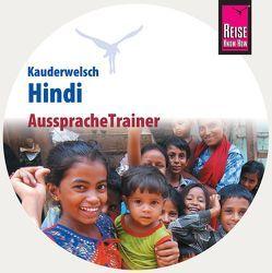 Reise Know-How Kauderwelsch AusspracheTrainer Hindi (Audio-CD) von Krack,  Rainer