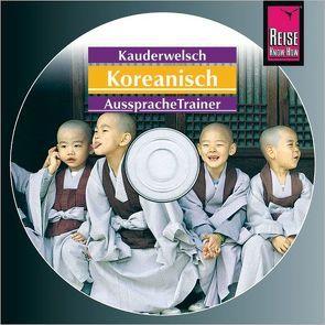 Reise Know-How Kauderwelsch AusspracheTrainer Koreanisch (Audio-CD) von Haubold,  Andreas, Haubold,  Dietrich