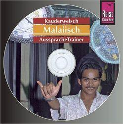 Reise Know-How Kauderwelsch AusspracheTrainer Malaiisch (Audio-CD) von Lutterjohann,  Martin