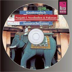 Reise Know-How Kauderwelsch AusspracheTrainer Punjabi für Indien und Pakistan (Audio-CD) von Krasa,  Daniel