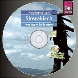 Reise Know-How Kauderwelsch AusspracheTrainer Slowakisch (Audio-CD) von Nolan,  John