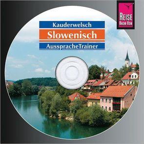 Reise Know-How Kauderwelsch AusspracheTrainer Slowenisch (Audio-CD) von Wiesler,  Alois