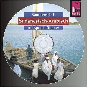 Reise Know-How Kauderwelsch AusspracheTrainer Sudanesisch-Arabisch (Audio-CD) von Galla,  Randolph