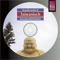 Reise Know-How Kauderwelsch AusspracheTrainer Taiwanisch (Audio-CD) von Sommer,  Katharina