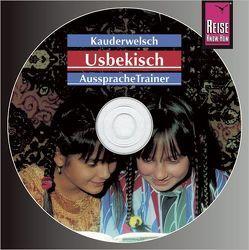 Reise Know-How Kauderwelsch AusspracheTrainer Usbekisch (Audio-CD) von Korotkow,  Michael