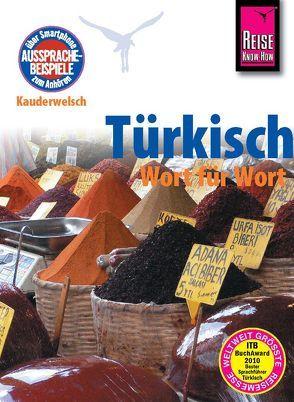 Reise Know-How Sprachführer Türkisch – Wort für Wort von Stein,  Marcus