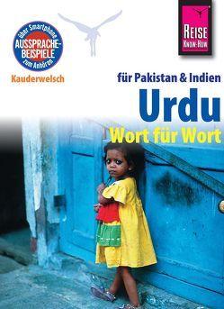 Reise Know-How Sprachführer Urdu für Indien und Pakistan – Wort für Wort von Krasa,  Daniel