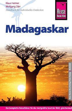 Reise Know-How Madagaskar von Därr,  Wolfgang, Heimer,  Klaus