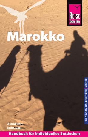 Reise Know-How Marokko: Reiseführer für individuelles Entdecken von Därr,  Astrid, Därr,  Erika
