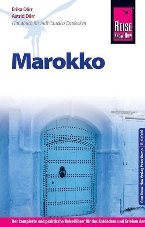 Reise Know-How Marokko von Därr,  Astrid, Därr,  Erika